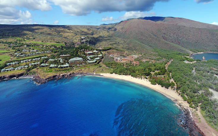 Ένας μικρός παράδεισος στην καρδιά του Ειρηνικού