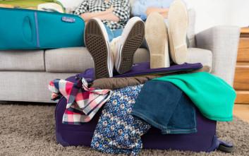 Απαραίτητες ενέργειες πριν φύγουμε για διακοπές ώστε ν' αφήσουμε το σπίτι ασφαλές