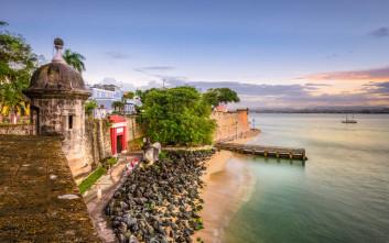 Η «Πύλη του Ήλιου» στην Καραϊβική