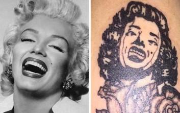 Τατουάζ που δεν τα λες και πετυχημένα