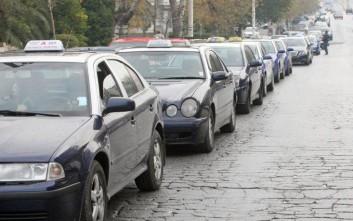Χωρίς ταξί και σήμερα η Θεσσαλονίκη