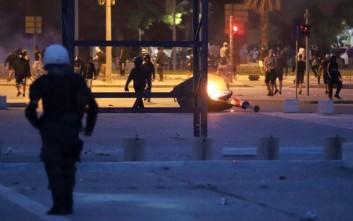 Στο Αυτόφωρο οι πέντε συλληφθέντες για τα επεισόδια στη Θεσσαλονίκη