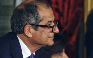 Ιταλός υπουργός Οικονομικών: Το δημόσιο χρέος θα μειωθεί το 2019