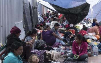 Σχεδόν 500 παιδιά από την Ονδούρα χωρίστηκαν από τους γονείς τους