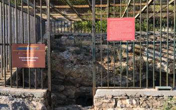 Η πόρτα στον Υμηττό που μάς οδηγεί 2.500 χρόνια πίσω στο χρόνο