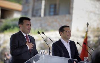 Δημοσιογράφος FAZ: Διπλωματικό αριστούργημα η συμφωνία Ελλάδας - πΓΔΜ
