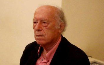 Έφυγε από τη ζωή ο πρώην βουλευτής του ΠΑΣΟΚ Γιώργος Κατσιμπάρδης