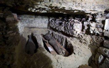 Νέα στοιχεία για τη μυστηριώδη σαρκοφάγο που ανακαλύφθηκε στην Αλεξάνδρεια