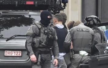 Συλλήψεις για απόπειρα τρομοκρατικής επίθεσης στο Βέλγιο