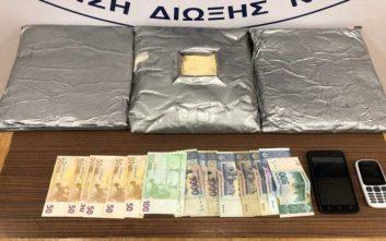 Συνελήφθη στο «Ελ. Βενιζέλος» με 7,5 κιλά ηρωίνης