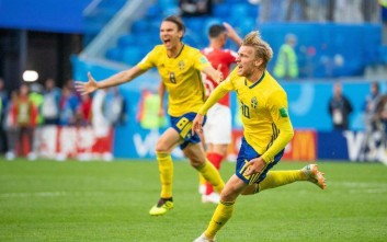 Μία κόντρα ήταν αρκετή για την πρόκριση της Σουηδίας