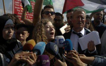 Η Άχεντ Ταμίμι θέλει να συνεχίσει την αντίσταση ως δικηγόρος