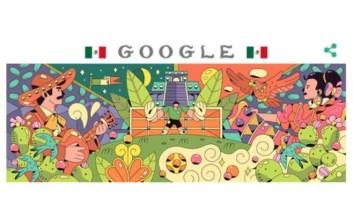 Το Παγκόσμιο Κύπελλο 2018 στο doodle της Google