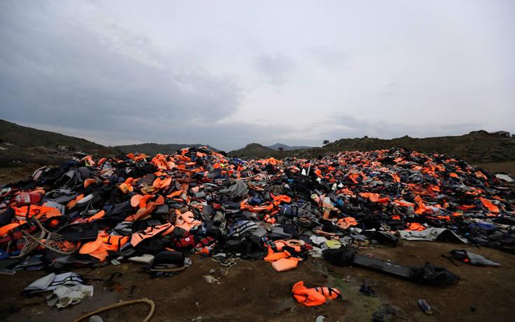 Νεκρό πεντάχρονο αγόρι σε ναυάγιο με πρόσφυγες στο Λίβανο
