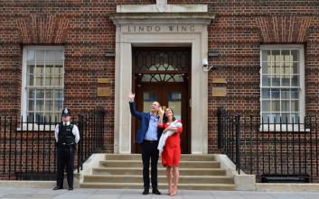 Δεν θα είναι η βασίλισσα Ελισάβετ στη βάπτιση του πρίγκιπα Λούι