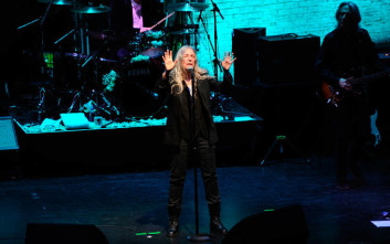 Η Πάτι Σμιθ σε συναυλία για το κλίμα στο Σαν Φρανσίσκο
