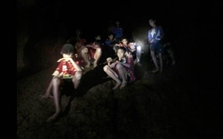 Εξιτήριο την επόμενη εβδομάδα για τα παιδιά που απεγκλωβίστηκαν από το σπήλαιο