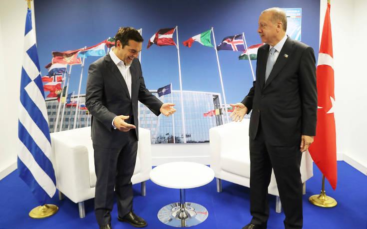 Προετοιμάζεται η συνάντηση Τσίπρα - Ερντογάν