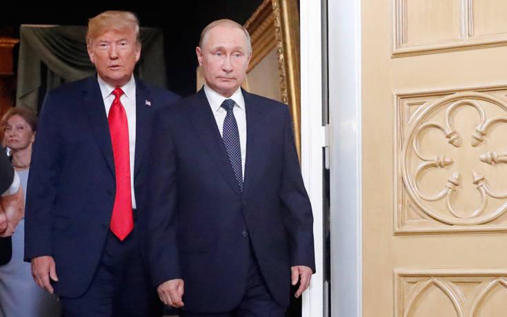 Ο Νετανιάχου χαιρετίζει τη δέσμευση Πούτιν-Τραμπ για την ασφάλεια του Ισραήλ