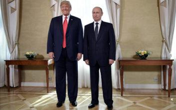 Ανοικτός για συνάντηση με Πούτιν ο Τραμπ