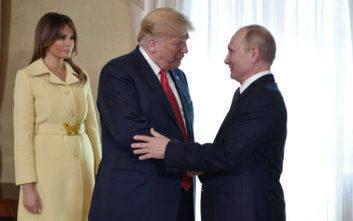 Πούτιν -Τραμπ θα συναντηθούν στις 28 Ιουνίου κατά την σύνοδο κορυφής της G20