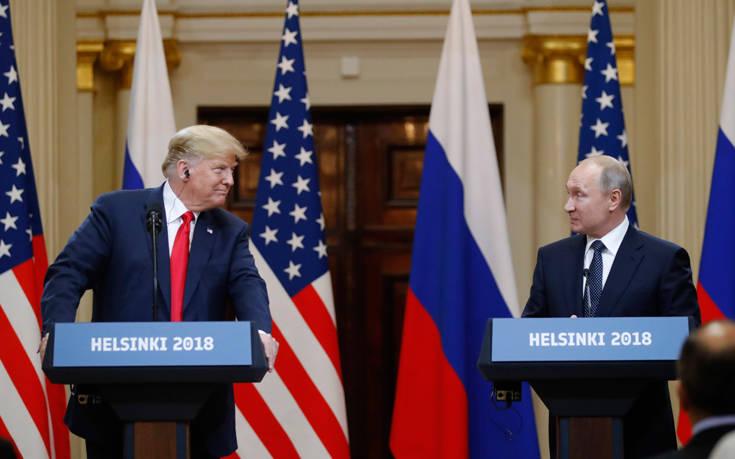 Ικανοποιημένος ο Πούτιν από την «πρώτη πραγματική συνάντηση» με τον Τραμπ
