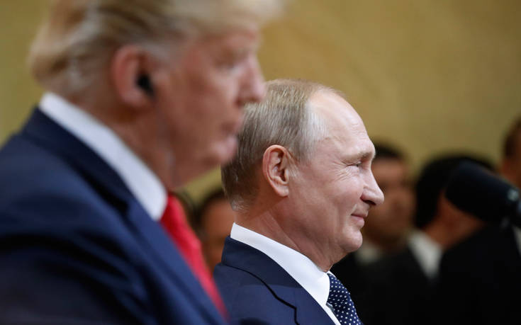 Το Κρεμλίνο διαψεύδει τα περί προγραμματισμένης συνάντησης Πούτιν-Τραμπ