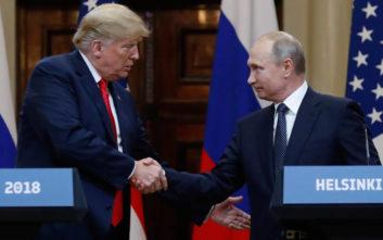 Τραμπ: Ο Πούτιν αποδέχθηκε την αμερικανική προσφορά αναπνευστήρων
