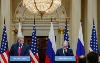 Τραμπ και Πούτιν θα συναντηθούν στις 11 Νοεμβρίου στο Παρίσι, σύμφωνα με το Κρεμλίνο