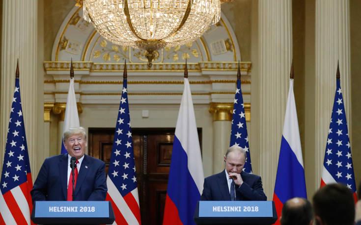 Le Monde: Επικράτηση του Πούτιν έναντι του Τραμπ στο Ελσίνκι