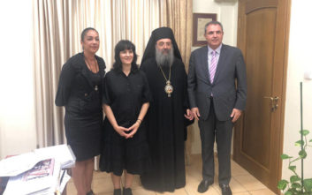 Μεγάλη δωρεά της ΑΒ Βασιλόπουλος προς την Ιερά Μητρόπολη Πατρών