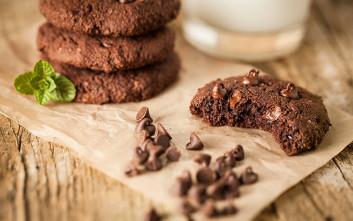 Σοκολατένια cookies