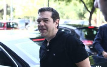Τσίπρας: Ο Τσιτσιπάς αποτελεί πηγή έμπνευσης για τους νέους Έλληνες αθλητές