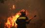 Εκκενώνεται οικισμός στην Κέρκυρα λόγω μεγάλης φωτιάς