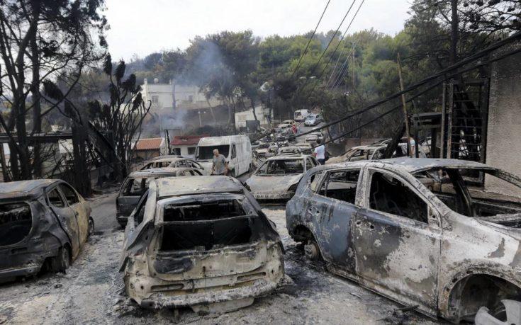 Εθνική τραγωδία με 74 νεκρούς και εκατοντάδες τραυματίες