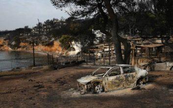 Οι δράσεις του ΚΕΕΛΠΝΟ για τις περιοχές που έπληξαν οι πυρκαγιές