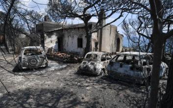 Μετρήσεις ποιότητας του αέρα και του νερού στο Μάτι ζητά ο Ιατρικός Σύλλογος Αθηνών