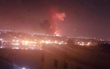 Τουλάχιστον 12 οι τραυματίες από την έκρηξη στο αεροδρόμιο του Καΐρου