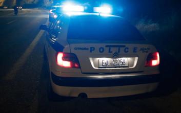 Μποτιλιάρισμα στην Αθηνών - Λαμίας μετά από τροχαίο στη Βαρυμπόμπη