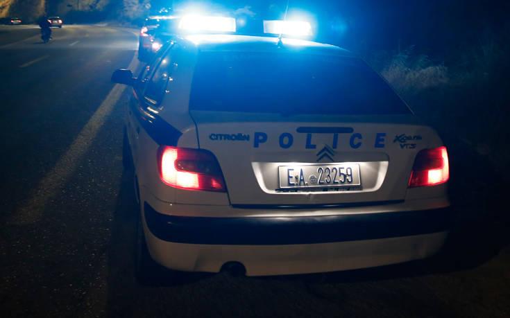 Σκηνές «φαρ ουέστ» στη Χαλκίδα, προσπάθησαν να χτυπήσουν αστυνομικούς με το αυτοκίνητο