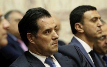Γεωργιάδης: Απερίφραστη καταδίκη για την επίθεση στον ΣΚΑΪ και την «Καθημερινή»