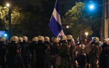 Κανονικά διεξάγεται η κυκλοφορία στο κέντρο της Αθήνας