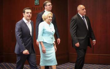 Η σημασία της συμφωνίας των Πρεσπών στην τετραμερή στη Θεσσαλονίκη