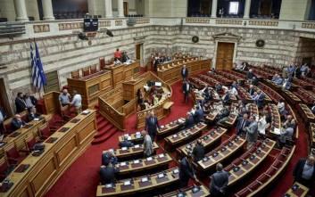 Προ ημερησίας διατάξεως... αντιπαράθεση στη Βουλή