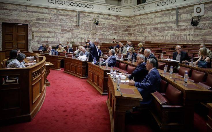 Ξεκίνησε η διαδικασία συνταγματικής αναθεώρησης στην αρμόδια επιτροπή της Βουλής