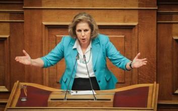 Χριστοφιλοπούλου: Πριν λίγες μέρες για τους ΣΥΡΙΖΑ-ΑΝΕΛ δεν έφταιγε κανείς για την τραγωδία