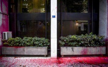 Το υπ. Εξωτερικών «καταδικάζει απερίφραστα» την επίθεση του Ρουβίκωνα