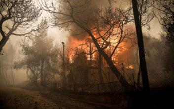 Ο Σκουρλέτης ενημέρωσε Βορίδη για τις πυρκαγιές