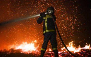 Πού υπάρχει πολύ υψηλός κίνδυνος πυρκαγιάς για την Τρίτη