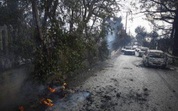 Στους 50 οι νεκροί στις φονικές πυρκαγιές στην Αττική